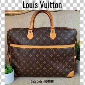 Louis Vuitton business bag Laptop 2 Compartments